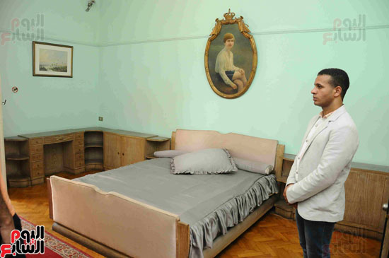 1 (30)وزراء الآثار والثقافة والسياحة يفتتحون متحف ركن فاروق بحلوان