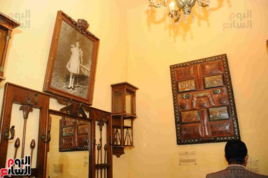 1 (31)وزراء الآثار والثقافة والسياحة يفتتحون متحف ركن فاروق بحلوان