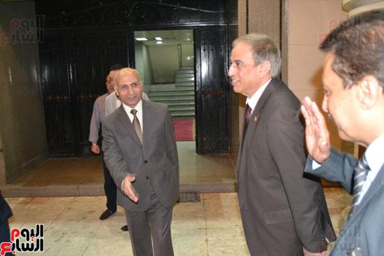 محافظ الغربية ومساعد الوزير لقطاع وسط الدلتا (3)