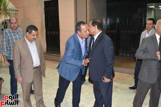 محافظ الغربية ومساعد الوزير لقطاع وسط الدلتا (4)