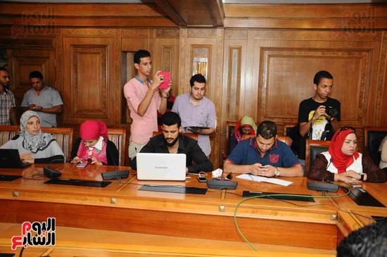 مؤتمر وزير التعليم العالى (4)