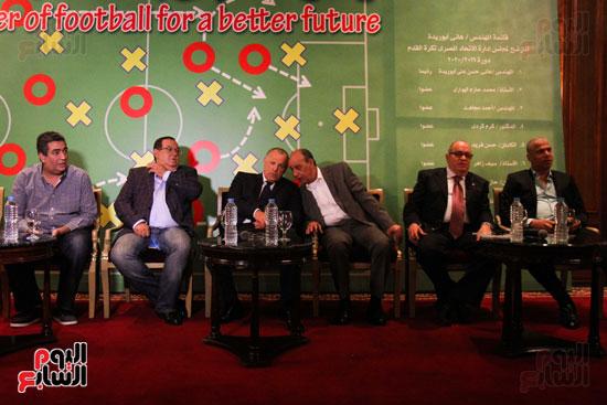مؤتمر قائمة هانى أبو ريدة (1)