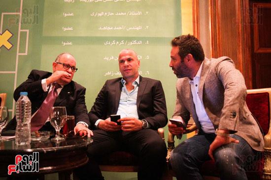 مؤتمر قائمة هانى أبو ريدة (2)
