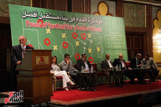 مؤتمر قائمة هانى أبو ريدة (11)