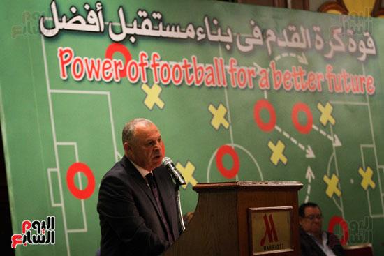 مؤتمر قائمة هانى أبو ريدة (6)