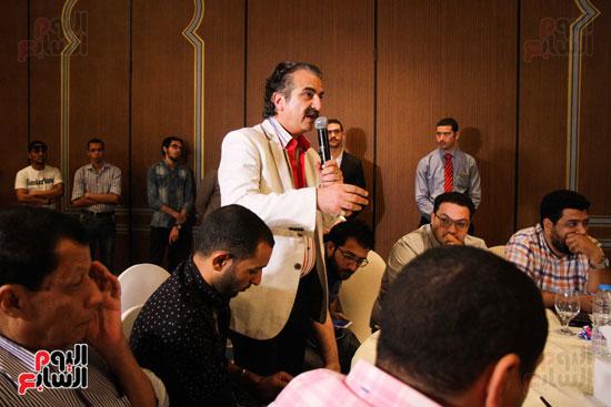 مؤتمر قائمة هانى أبو ريدة (22)