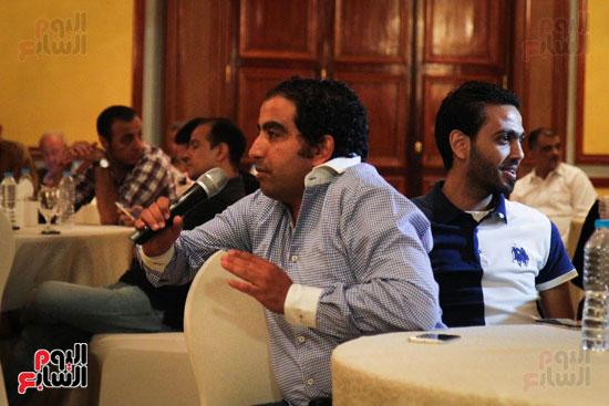 مؤتمر قائمة هانى أبو ريدة (31)