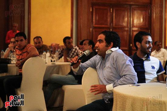 مؤتمر قائمة هانى أبو ريدة (32)