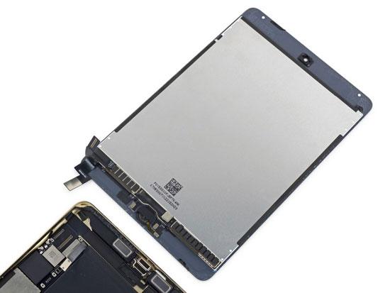 بالصور المكونات الداخلية لـ iPad mini 4