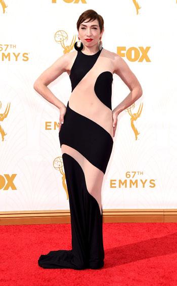 ناعومى جروسمان فى حفل Emmy Awards -اليوم السابع -9 -2015