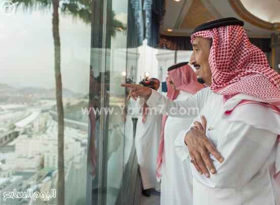 بالصور.. العاهل السعودى الملك سلمان يشرف على خدمات الحجاج 92015232043646971f7f970-fe55-4e56-92ba-d01eb8e5a63f