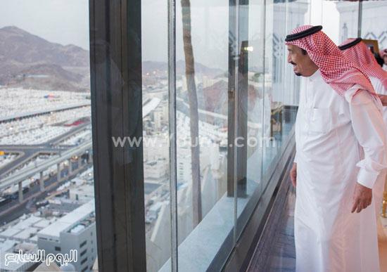 بالصور.. العاهل السعودى الملك سلمان يشرف على خدمات الحجاج 920152320436469a5845d90-c19a-4a72-ba6f-5eb358d1cdf4