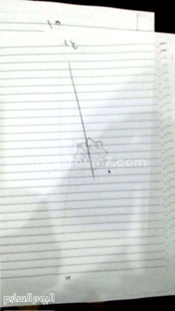 ننشر أوراق إجابات مريم صاحبة صفر الثانوى فى الكيمياء والأحياء 9201524505812411