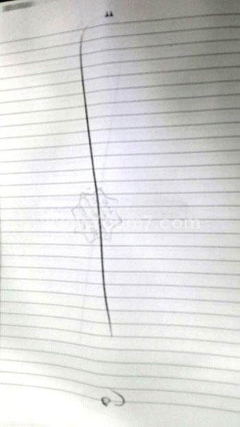 ننشر أوراق إجابات مريم صاحبة صفر الثانوى فى الكيمياء والأحياء 920152457443801-(1)
