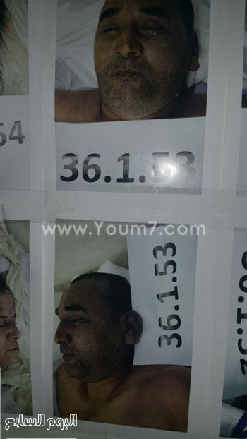 بالصور.. حجاج مجهولو الهوية ضمن ضحايا حادث تدافع منى 920152715735349IMG_2751