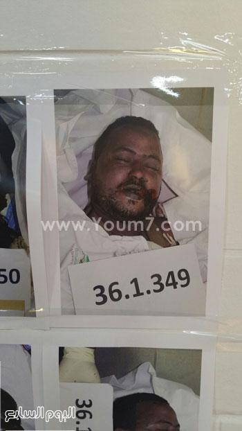 بالصور.. حجاج مجهولو الهوية ضمن ضحايا حادث تدافع منى 920152715735365IMG_2761