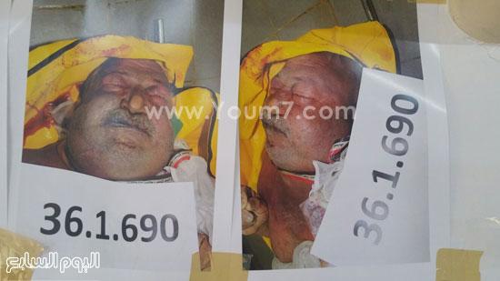 بالصور.. حجاج مجهولو الهوية ضمن ضحايا حادث تدافع منى 920152715735381IMG_2769