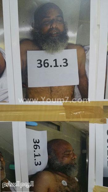 بالصور.. حجاج مجهولو الهوية ضمن ضحايا حادث تدافع منى 920152715735381IMG_2773