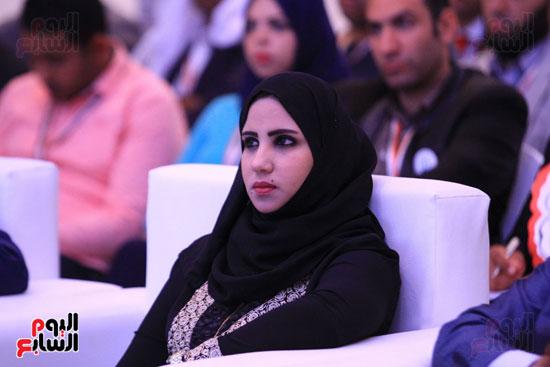 ورشه تنميه سيناء بمتمر شرم الشيخ للشباب (23)