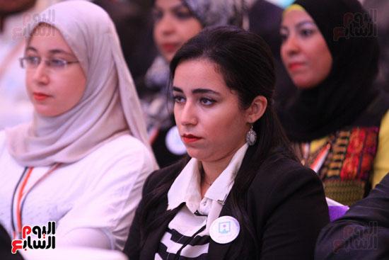 ورشه تنميه سيناء بمتمر شرم الشيخ للشباب (36)
