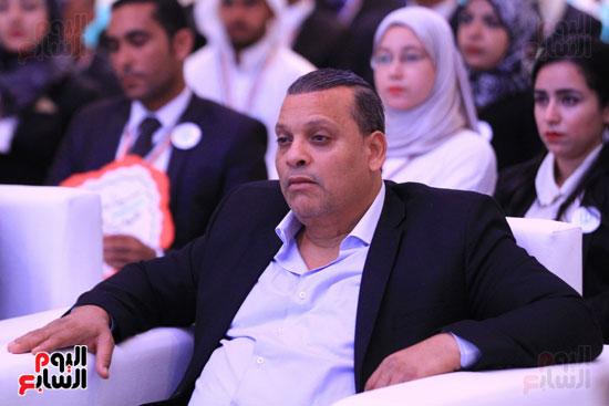 ورشه تنميه سيناء بمتمر شرم الشيخ للشباب (21)