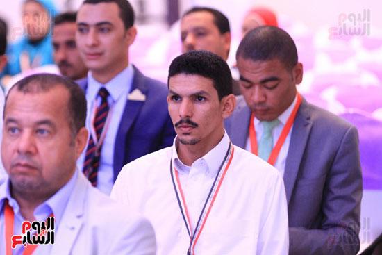 ورشه تنميه سيناء بمتمر شرم الشيخ للشباب (27)