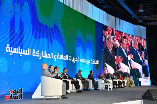 الرئيس السيسى فى مؤتمر الشباب بشرم الشيخ (3)