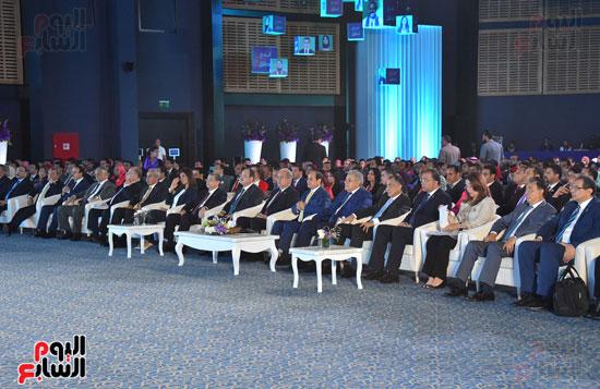 الرئيس السيسى فى مؤتمر الشباب بشرم الشيخ (2)