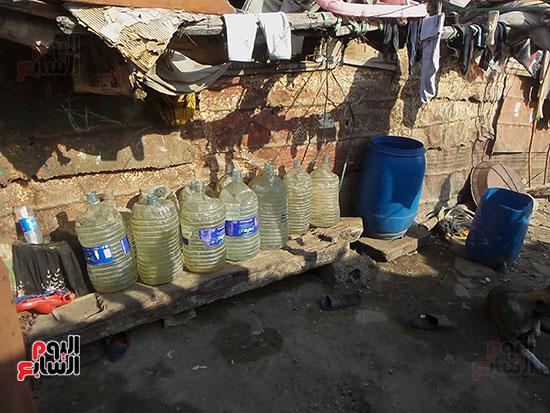 جراكن-لملئ-المياه-للشرب-والاستحمام