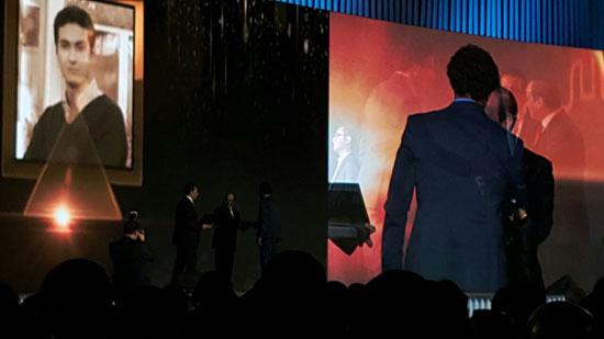 ننشر صور الفائزين بجوائز الإبداع فى ختام مؤتمر الشباب وتكريم الرئيس لهم (33)