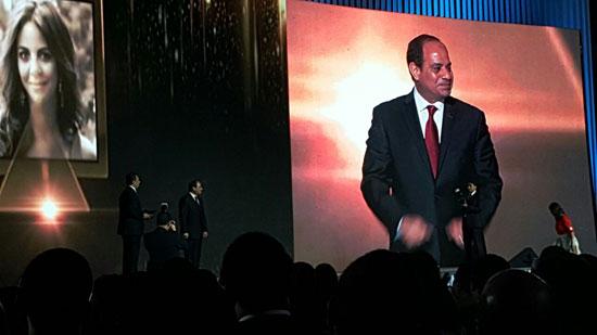 ننشر صور الفائزين بجوائز الإبداع فى ختام مؤتمر الشباب وتكريم الرئيس لهم (14)