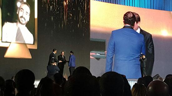 ننشر صور الفائزين بجوائز الإبداع فى ختام مؤتمر الشباب وتكريم الرئيس لهم (25)