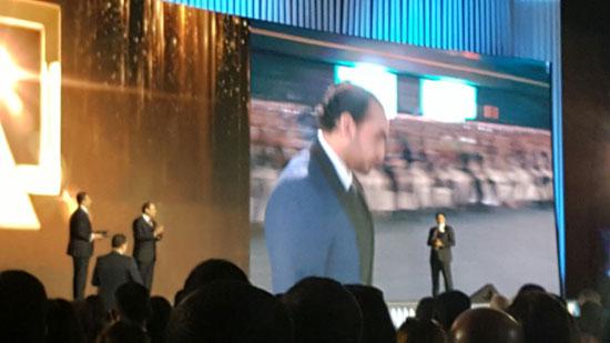 ننشر صور الفائزين بجوائز الإبداع فى ختام مؤتمر الشباب وتكريم الرئيس لهم (23)