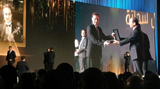 ننشر صور الفائزين بجوائز الإبداع فى ختام مؤتمر الشباب وتكريم الرئيس لهم (44)