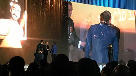 ننشر صور الفائزين بجوائز الإبداع فى ختام مؤتمر الشباب وتكريم الرئيس لهم (26)