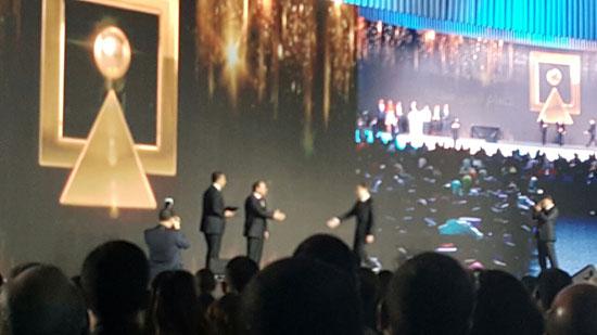 ننشر صور الفائزين بجوائز الإبداع فى ختام مؤتمر الشباب وتكريم الرئيس لهم (32)