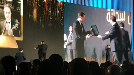 ننشر صور الفائزين بجوائز الإبداع فى ختام مؤتمر الشباب وتكريم الرئيس لهم (45)