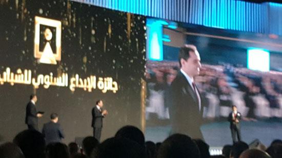 ننشر صور الفائزين بجوائز الإبداع فى ختام مؤتمر الشباب وتكريم الرئيس لهم (39)