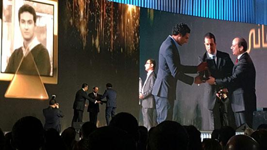 ننشر صور الفائزين بجوائز الإبداع فى ختام مؤتمر الشباب وتكريم الرئيس لهم (34)
