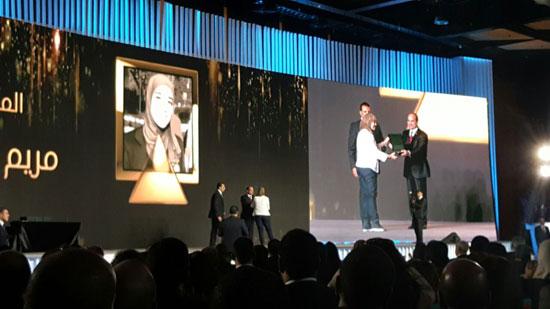 ننشر صور الفائزين بجوائز الإبداع فى ختام مؤتمر الشباب وتكريم الرئيس لهم (2)