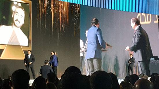 ننشر صور الفائزين بجوائز الإبداع فى ختام مؤتمر الشباب وتكريم الرئيس لهم (30)