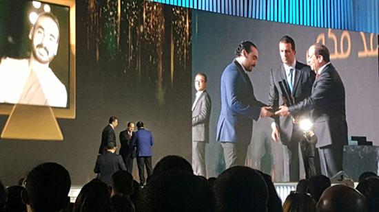 ننشر صور الفائزين بجوائز الإبداع فى ختام مؤتمر الشباب وتكريم الرئيس لهم (27)