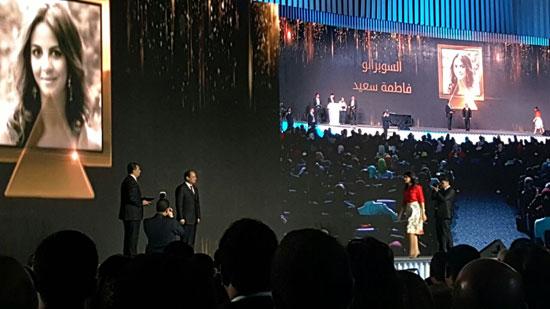 ننشر صور الفائزين بجوائز الإبداع فى ختام مؤتمر الشباب وتكريم الرئيس لهم (20)