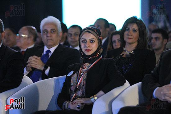 1الرئيس السيسى يشهد الجلسة الختامية لمؤتمر الشباب فى شرم الشيخ (6)