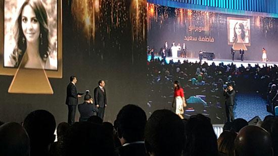 ننشر صور الفائزين بجوائز الإبداع فى ختام مؤتمر الشباب وتكريم الرئيس لهم (18)