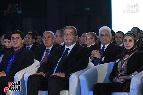 1الرئيس السيسى يشهد الجلسة الختامية لمؤتمر الشباب فى شرم الشيخ (17)