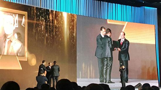 ننشر صور الفائزين بجوائز الإبداع فى ختام مؤتمر الشباب وتكريم الرئيس لهم (11)