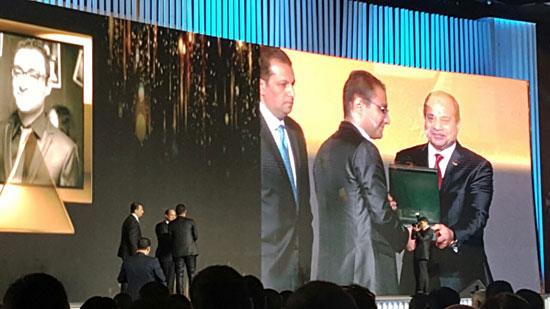 ننشر صور الفائزين بجوائز الإبداع فى ختام مؤتمر الشباب وتكريم الرئيس لهم (7)