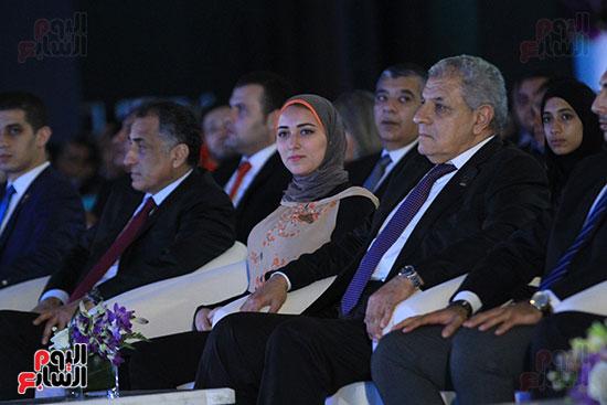 1الرئيس السيسى يشهد الجلسة الختامية لمؤتمر الشباب فى شرم الشيخ (5)