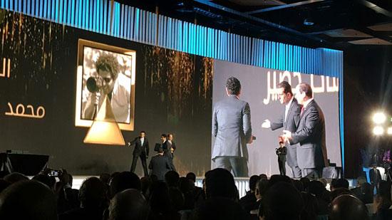ننشر صور الفائزين بجوائز الإبداع فى ختام مؤتمر الشباب وتكريم الرئيس لهم (8)